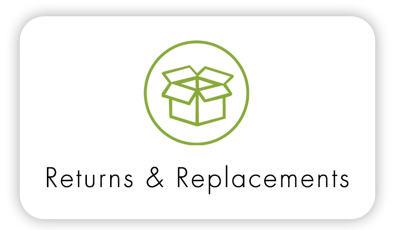 Returns and Replacements
