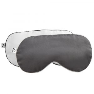 Bamboo Eye Mask - Mulberry Silk Infused