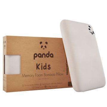 Panda Kids Memory Foam Bamboo Pillow (4+ Years)